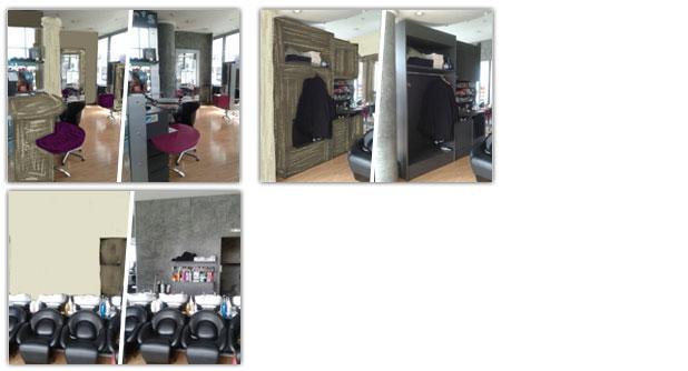 Aménagement de boutiques et de locaux professionnels